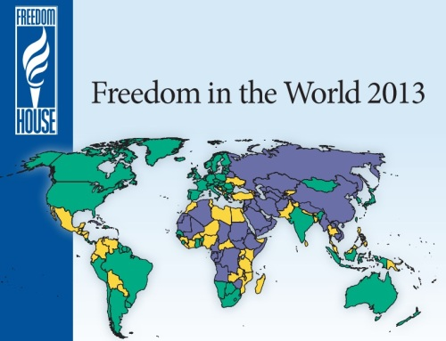 Rapport van Freedom House