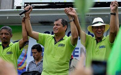 Juichende Correa