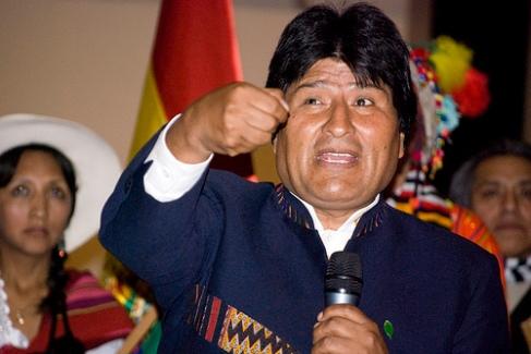 Het grote Amerikaanse complot tegen Bolivia