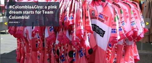 Nieuwe Colombiaanse klimgeiten in de Giro