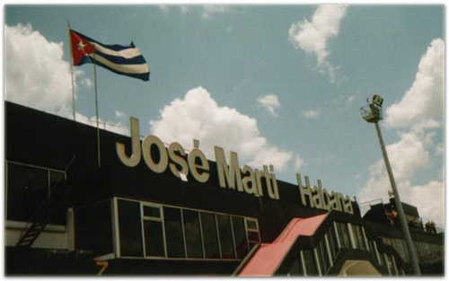 Vliegveld Cuba