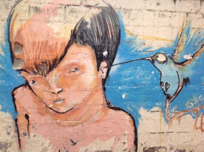 Graffiti Baños 1