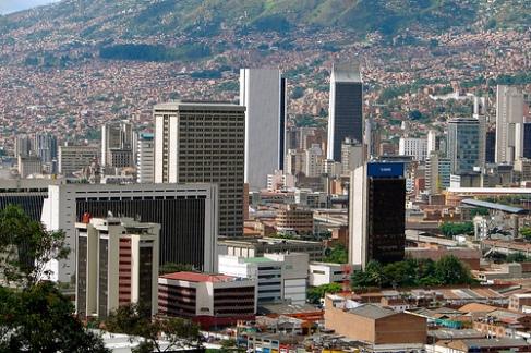 Drugsstad Medellín veranderd in meest innovatieve stad ter wereld