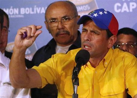 Capriles klein verschil