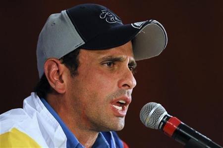 Capriles microfoon