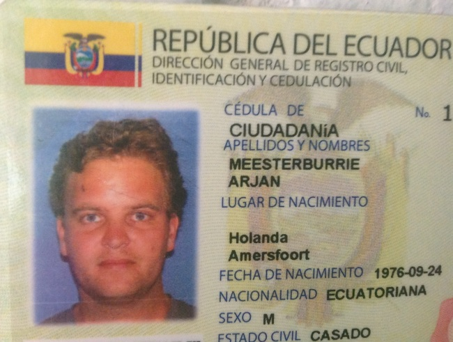 Ongeloof over mijn Ecuadoraanse nationaliteit