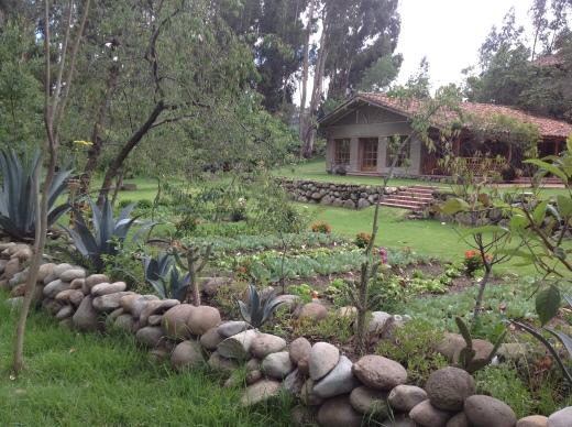 Cuencaans huis met prachtige tuin