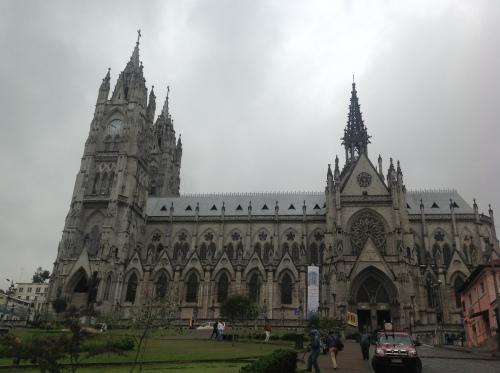 Basiliek Quito