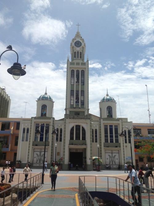 Kathedraal Machala