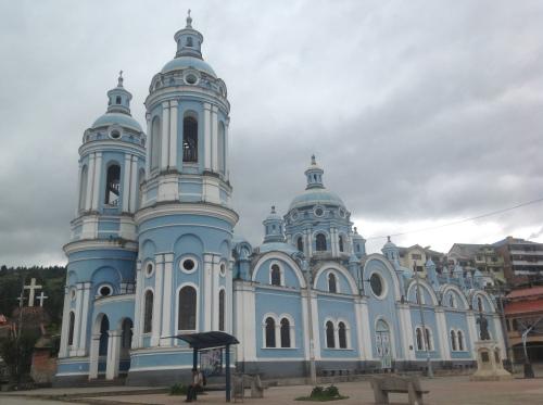 Kerk Baños