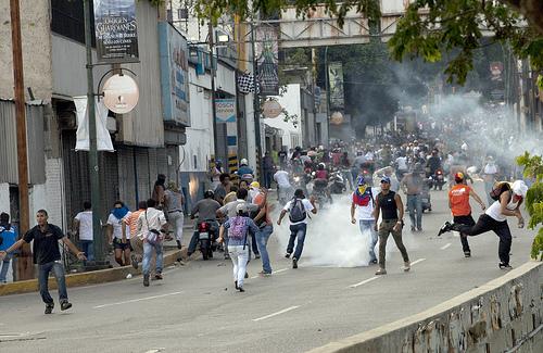 Protest Caracas 2