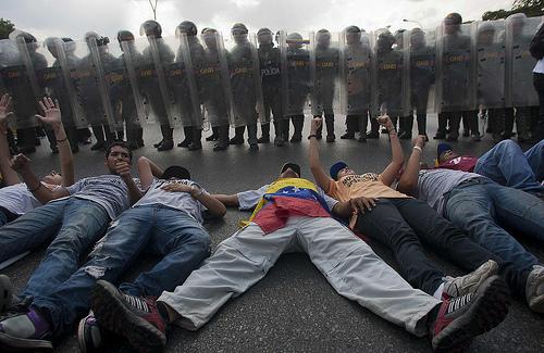 Protest Caracas