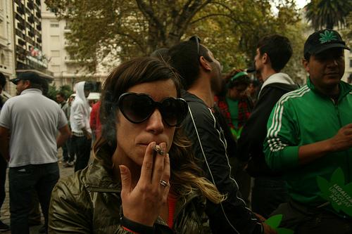 Drugsgebruikers Uruguay