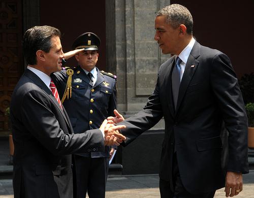 Obama Mexico