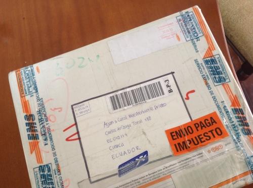 Postpakket