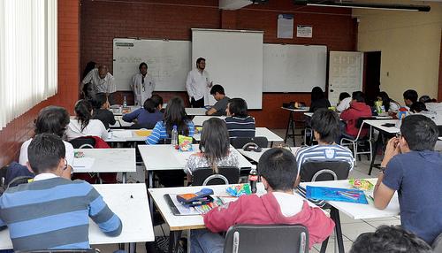 Onderwijs Ecuador