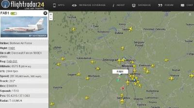 Vliegtuig Morales
