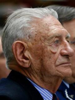 De nu 88-jarige Fernando Matthei