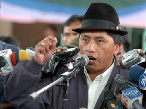 Humberto Cholango