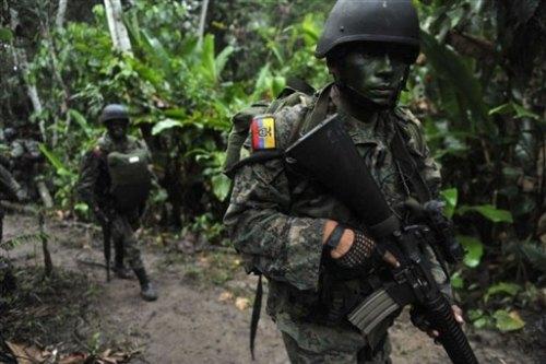 Militair Ecuador