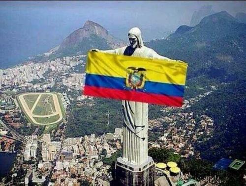 Ecuador dolgelukkig met plaatsing voor WK