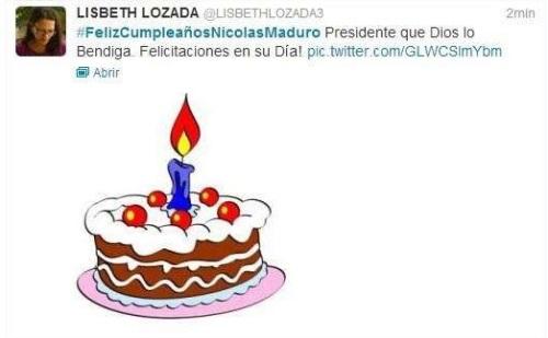 Maduro jarig