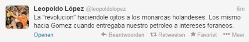 Tweet López