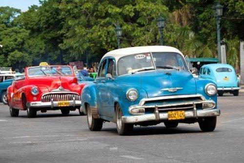Cubanen mogen na halve eeuw nieuwe auto's kopen