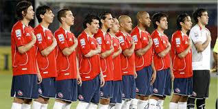 Chili op Wembley vorige maand
