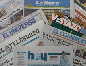 Kranten Ecuador