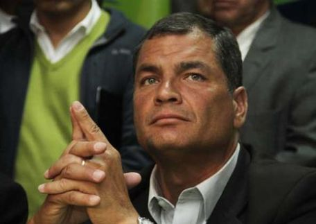 Géén Correa-burgemeesters in grootste steden Ecuador