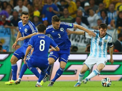 Messi Bosnie