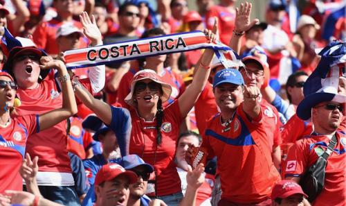 Fans Costa Rica