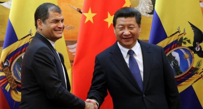 Correa China