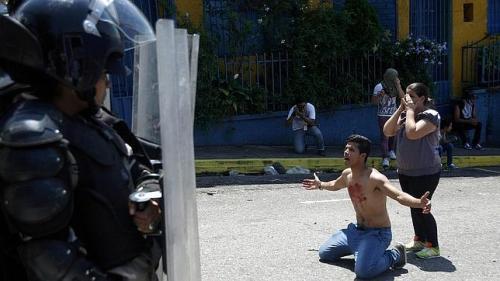 Protesten