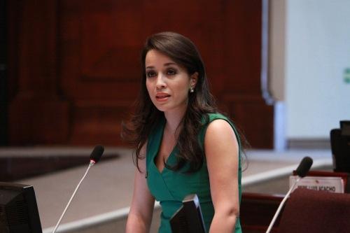 Verónica Arias, Regionale Gelijkheidspartij