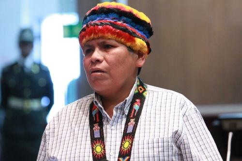 Pepe Acacho, Indianenpartij Pachakutik