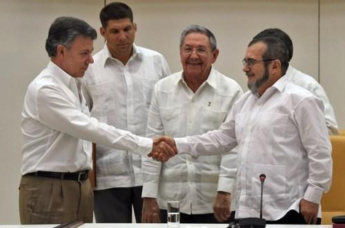 Santos FARC 2