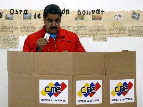 Maduro stemt