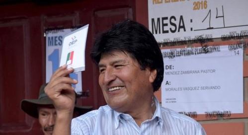 Morales Referendum
