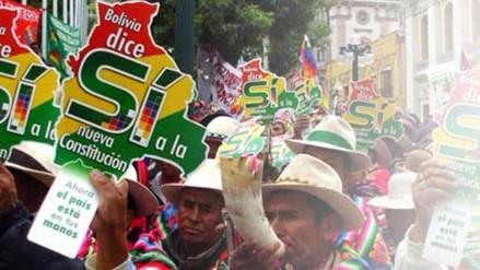 Si en Bolivia
