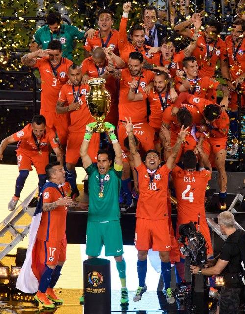 Chili kampioen
