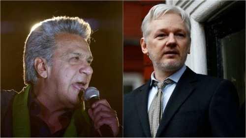 Moreno Assange