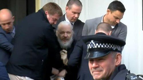 Arrestatie Assange